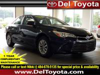 Used 2015 Toyota Camry LE For Sale in Thorndale, PA | Near West Chester, Malvern, Coatesville, & Downingtown, PA | VIN: 4T1BF1FKXFU992859