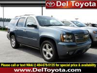 Used 2010 Chevrolet Tahoe LTZ For Sale in Thorndale, PA | Near West Chester, Malvern, Coatesville, & Downingtown, PA | VIN: 1GNUKCE04AR220431