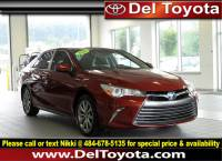 Used 2016 Toyota Camry Hybrid XLE For Sale in Thorndale, PA | Near West Chester, Malvern, Coatesville, & Downingtown, PA | VIN: 4T1BD1FK5GU188962