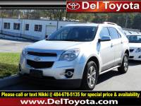 Used 2013 Chevrolet Equinox LT For Sale in Thorndale, PA   Near West Chester, Malvern, Coatesville, & Downingtown, PA   VIN: 2GNALPEK6D1114486