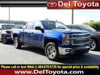 Used 2014 Chevrolet Silverado 1500 LT For Sale in Thorndale, PA   Near West Chester, Malvern, Coatesville, & Downingtown, PA   VIN: 1GCVKREH8EZ118500