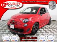 2015 FIAT 500 Abarth w/ Leather,Sunroof,Heated Front Seats, And Aux.