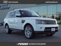 2013 Land Rover Range Rover Sport 4WD HSE LUX SUV