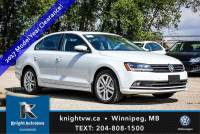 New 2017 Volkswagen Jetta Sedan Highline w/ Lane Change Assist/Leather 0.9% Financing Avail. OAC FWD 4dr Car