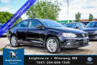 New 2017 Volkswagen Jetta Sedan Highline w/ Leather 0.9% Financing Avail. OAC FWD 4dr Car