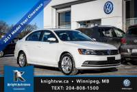 New 2017 Volkswagen Jetta Sedan Highline w/ Tech Pkg/Leather 0.9% Financing Avail. OAC FWD 4dr Car