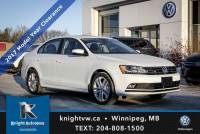 New 2017 Volkswagen Jetta Sedan Highline w/ Leather/Lane Change Assist 0.9% Financing Avail. OAC FWD 4dr Car