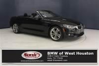 Used 2018 BMW 430i Convertible near Houston