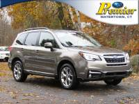 Certified Used 2018 Subaru Forester 2.5i Touring For Sale Near Torrington CT