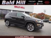 Certified Used 2018 Jeep Compass Limited 4x4 SUV in Warwick