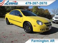 Used 2004 Dodge Neon SXT Sedan in Fayetteville