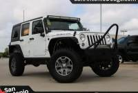 Used 2014 Jeep Wrangler Unlimited 4WD 4dr Rubicon SUV
