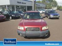 Used 2004 Subaru Forester X For Sale in Doylestown PA | Serving Jenkintown, Sellersville & Feasterville | JF1SG63684H765249