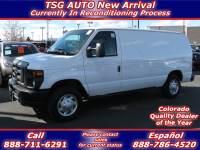 2012 Ford Econoline E-150 4.6L V8 Cargo Van