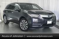Certified Pre-Owned 2016 Acura MDX MDX SH-AWD with Technology Package in Johnston