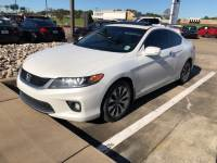 Pre-Owned 2014 Honda Accord Coupe EX Front Wheel Drive Coupe