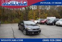 2008 Scion tC 2dr HB Man Spec