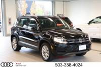 Used 2017 Volkswagen Tiguan 2.0T Wolfsburg Edition 4MOTION SUV for Sale in Beaverton,OR