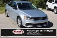 Used 2016 Volkswagen Jetta 1.4T S 4dr Auto Sedan in Fort Myers