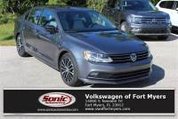 Used 2016 Volkswagen Jetta 1.8T Sport 4dr Auto Pzev Auto 1.8T Sport PZEV in Fort Myers