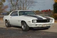 1969 Chevrolet Camaro -REAL Z/28-NUMBERS MATCHING- FRAME OFF RESTO-