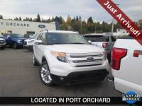 Used 2015 Ford Explorer Limited for Sale in Tacoma, near Auburn WA