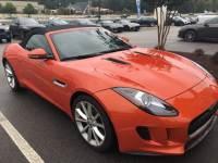 2014 Jaguar F-TYPE S Convertible for sale in Savannah