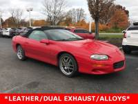 Pre-Owned 2002 Chevrolet Camaro Base RWD 2D Convertible