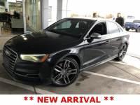2015 Audi S3 2.0T Premium Plus (S tronic) Sedan in Denver