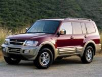 Used 2001 Mitsubishi Montero Limited For Sale In Ann Arbor