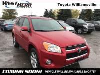2011 Toyota RAV4 Limited SUV