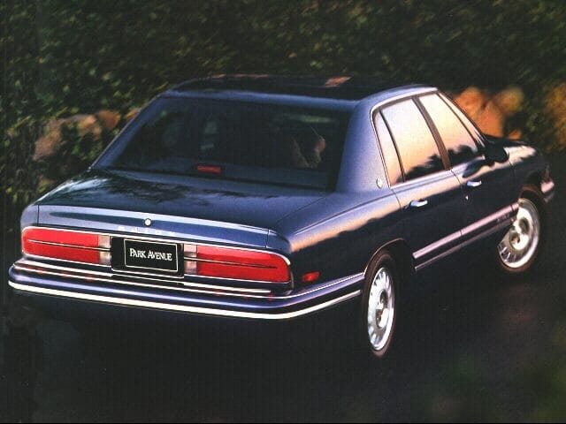 Photo Used 1996 Buick Park Avenue For Sale Chicago, IL