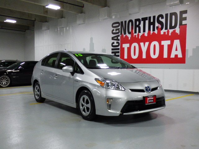 Photo Used 2015 Toyota Prius Two For Sale Chicago, IL