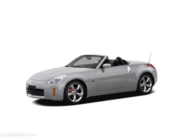 Photo Used 2006 Nissan 350Z Convertible For Sale Leesburg, FL