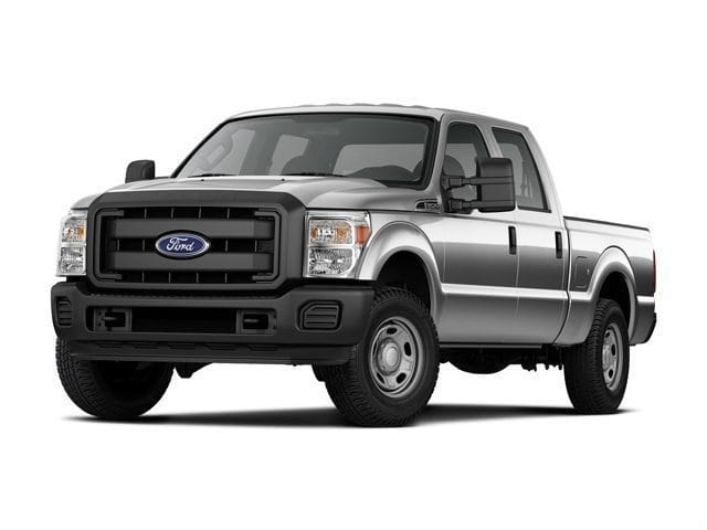 Photo Pre-Owned 2012 Ford F-350 Truck Crew Cab in Greensboro NC