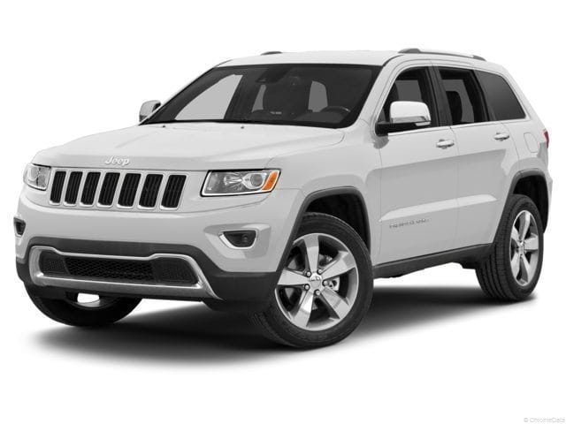Photo Pre-Owned 2016 Jeep Grand Cherokee Overland 4x4 SUV For Sale Corte Madera, CA