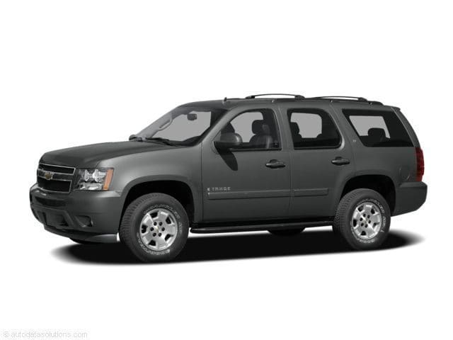 Photo Pre-Owned 2008 Chevrolet Tahoe SUV for Sale in Cary near Raleigh