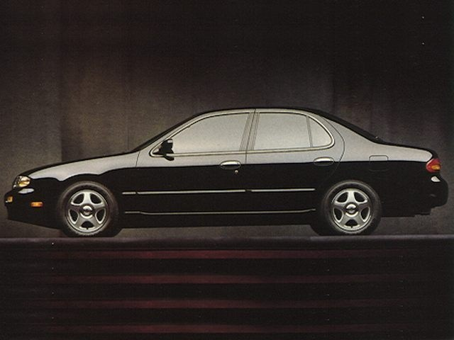 Photo Used 1994 Nissan Altima Sedan For Sale in Asheville, NC