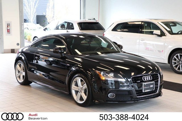 Photo Certified Pre-Owned 2015 Audi TT 2.0T S tronic Coupe for Sale in Beaverton,OR