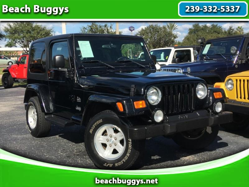 Photo 2004 Jeep Wrangler Sahara