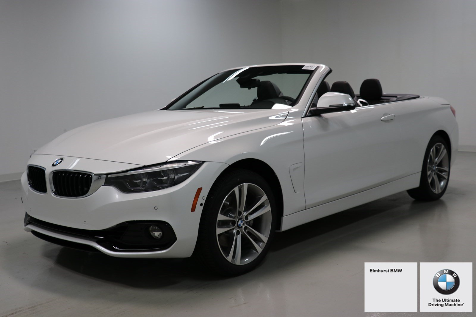 Photo Pre-Owned 2019 BMW 4 Series 430i xDrive Convertible With Navigation  AWD