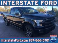 Used 2015 Ford F-150 Lariat Truck EcoBoost V6 GTDi DOHC 24V Twin Turbocharged in Miamisburg, OH