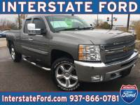 Used 2013 Chevrolet Silverado 1500 LT Truck Vortec V8 SFI VVT Flex Fuel in Miamisburg, OH