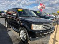 2009 Land Rover Range Rover Sport HSE for sale in Tulsa OK