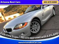 2004 BMW Z4 Z4 2dr Roadster 2.5i