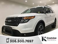 Certified Pre-Owned 2015 Ford Explorer Sport   Leather   Sunroof   Remote Start 4WD Sport Utility