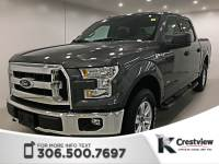 Pre-Owned 2016 Ford F-150 XLT SuperCrew V6 | Remote Start 4WD Crew Cab Pickup