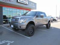 2009 Ford F-150 Super Crew 4x4 Lifted Platinum Loaded!