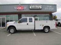 2016 Ford Super Duty F-250 4x4 Utility 80-k MI's XL