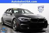 2018 BMW 5 Series M550i Xdrive Sedan in the Boston Area